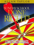 Sunday School Done Right - Extra Leader Guide CD Only