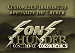 Sons of Thunder Conference